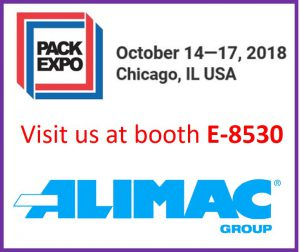Pack Expo - October 14-17 Chicago, Il USA